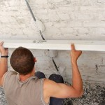 Как оштукатурить кирпичную стену