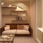 Дизайн интерьера маленького балкона своими руками