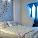 Фото совмещения спальни с балконом