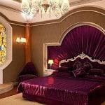 Кабинет на балконе, совмещенным со спальной