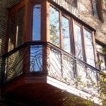 Современный французский балкон своими руками