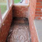 Утепление и гидроизоляция балкона в деревянном доме своими р.