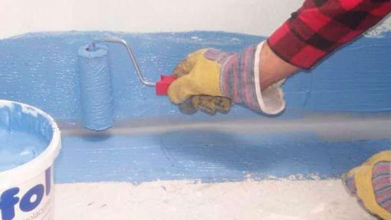 гидроизоляция лоджии при утеплении