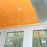 Гидроизоляция балконной крыши