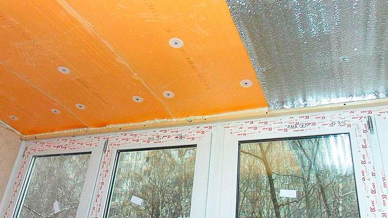Утеплення балконів і лоджій в києві.