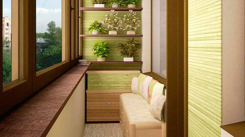 Необычные идей для балкона фото