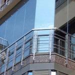 Как остеклить балкон своими руками фото
