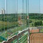 Как остеклить балкон своими руками видео