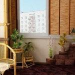 Оформляем интерьер балкона