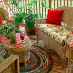 Мебель на балкон фото
