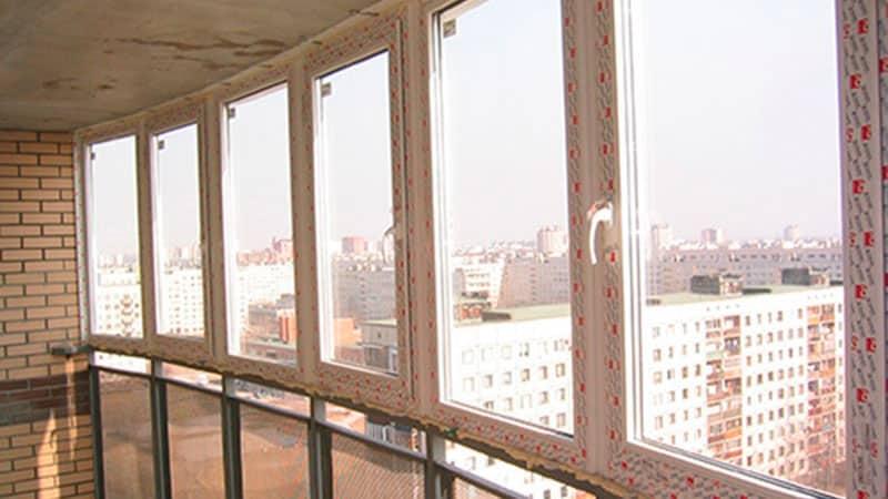 Как сделать балкон панорамным