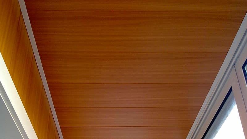 Стеновые панели на основе мдф союз на балкон.