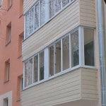 Отделка балкона сайдингом своими руками фото