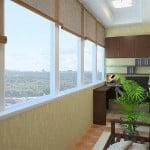 варианты отделки балконов и лоджий фото