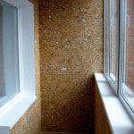 отделка маленьких балконов фото