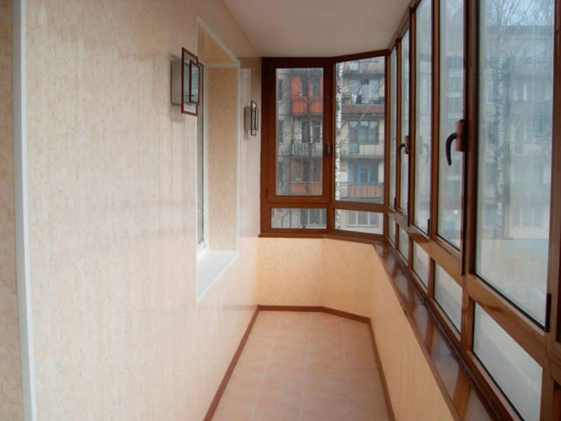 Ремонт балкона поэтапно своими руками