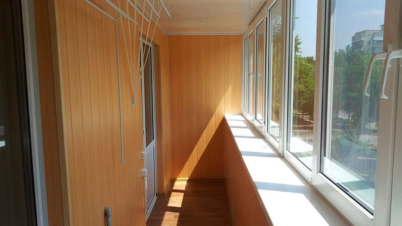 Стеллаж на балкон своими руками 97
