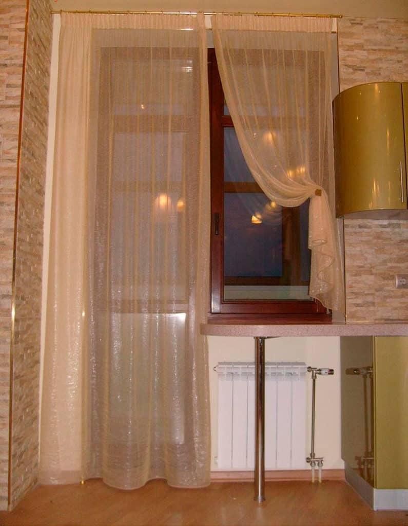 занавески на балконную дверь фото вечер будем рады