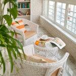 Дизайн балкона своими руками