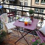 Как сделать цветник на балконе
