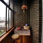 Украшаем балкон в восточном стиле