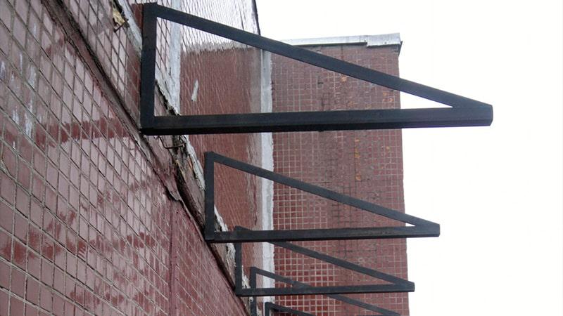 Как правильно отремонтировать кровлю балкона