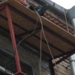 Кровля для балконной крыши
