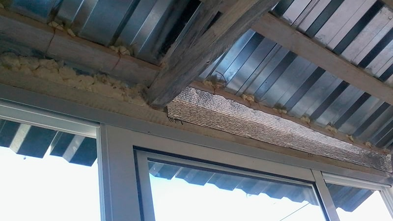 Сделать балкон своими руками последний этаж
