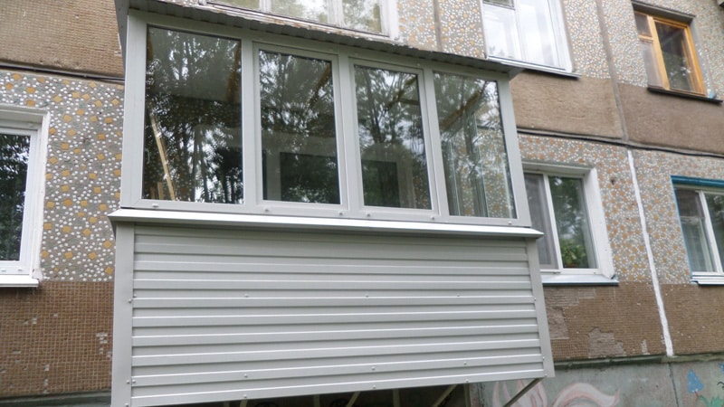 Монтаж, установка и оборудование балкона и лоджии своими рук.