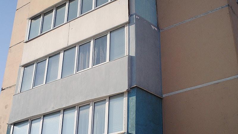 Утепление балкона ствоими руками
