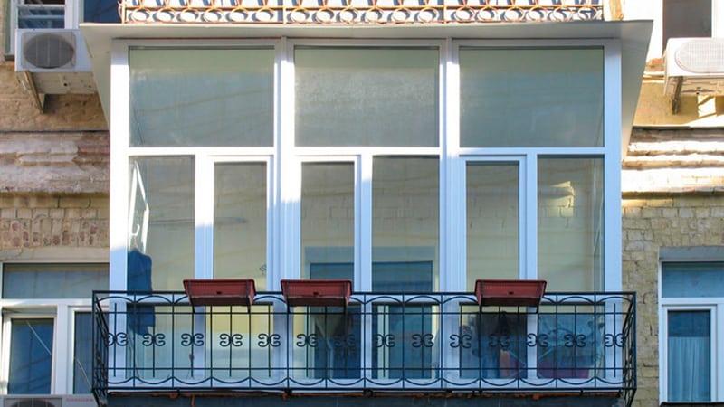 Остекление балкона самостоятельно