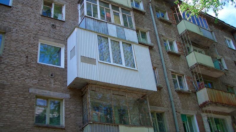 Ремонт балкона в панельном доме своими руками: фото и видео .