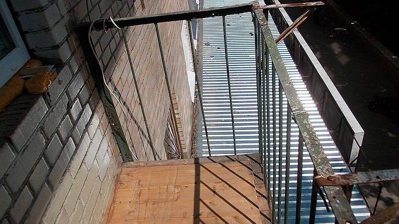 Ремонт балкона в хрущевке самостоятельно