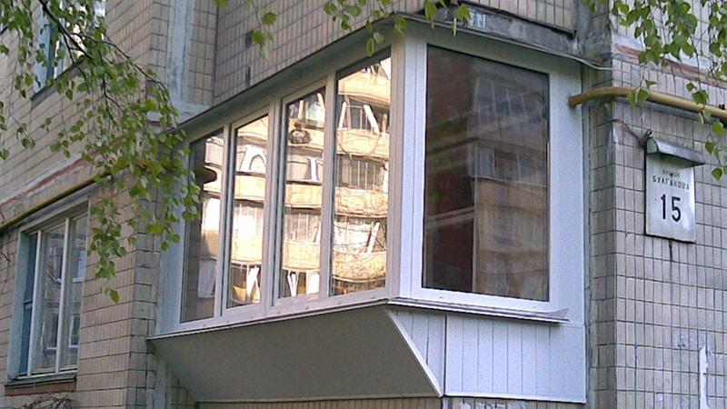 Самостоятельное увеличение балкона