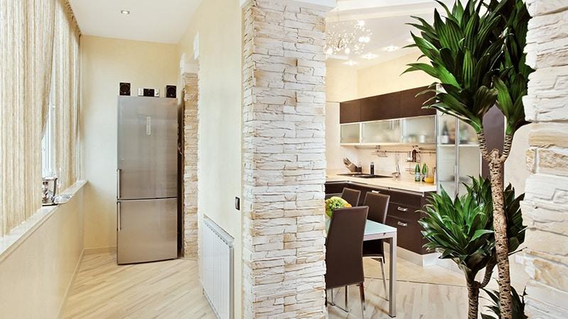 Увеличиваем квартиру с помощью балкона