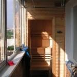 Перепланировка на балконе