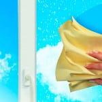 Чем мыть окна ПВХ