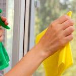 Как отмыть пвх окна после ремонта