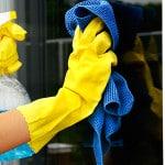 Чем отмыть окна ПВХ