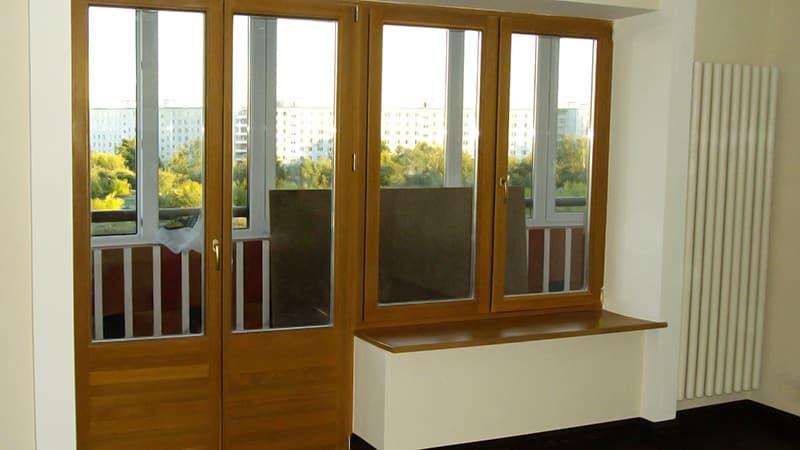 Балконные двери: дизайн, выбор, обслуживание.
