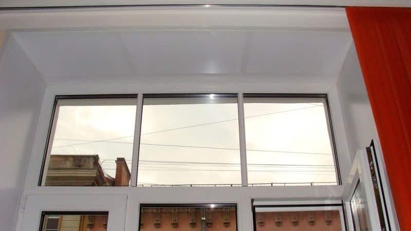 Как сделать откосы на окна из пластика