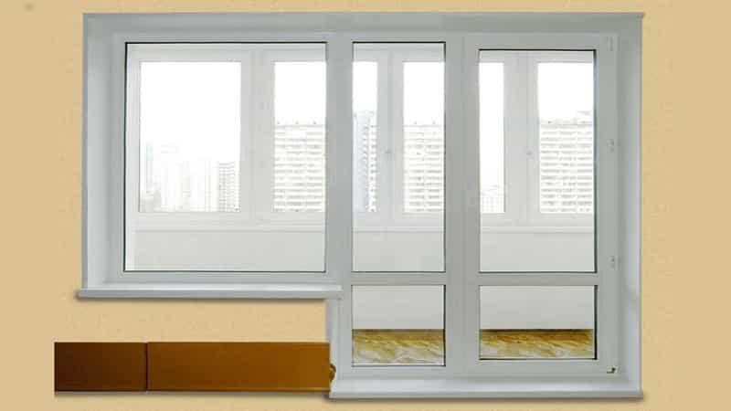 Пластиковые окна, двери. остекление балконов, лоджий в г. ас.