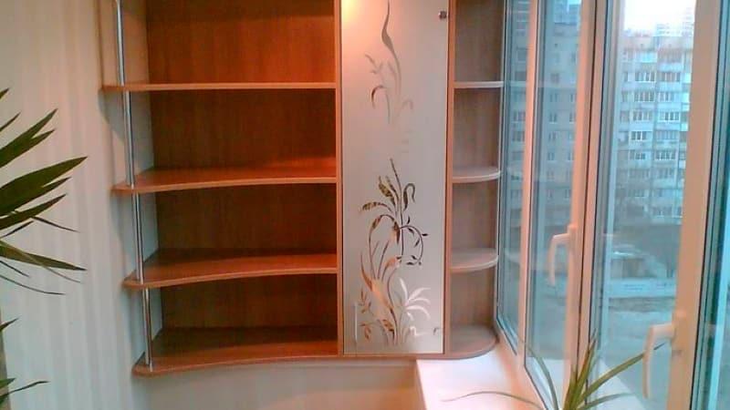 Делаем мебель для балкона