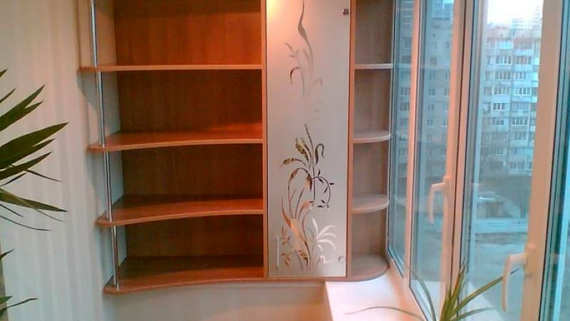 Фото шкаф для балкона своими руками