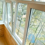 Отделка балкона блок-хаусом своими руками