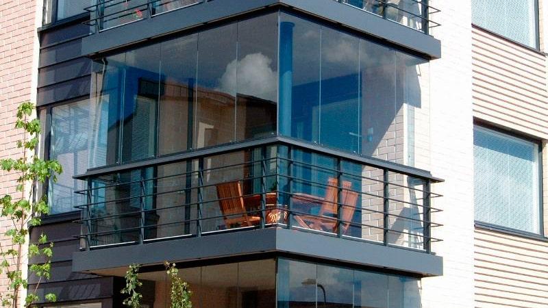 Лоджия от балкона отличия
