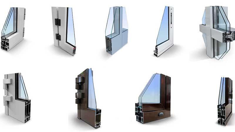 ГОСТ на алюминиевые окна