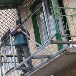 Расширяем балкон по плите