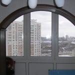 Арки на балконах и лоджиях