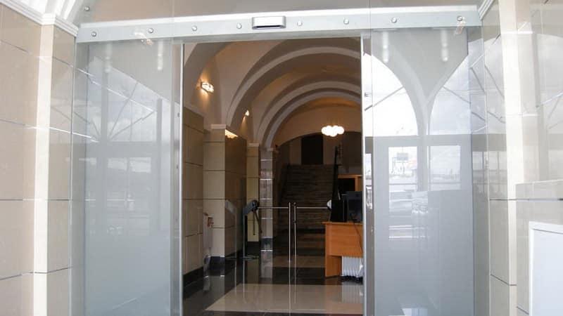 Разновидности откатных дверей